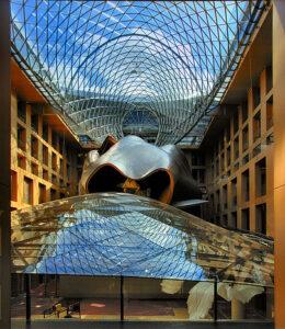 Frank-Gehry DZ Bank Berlin