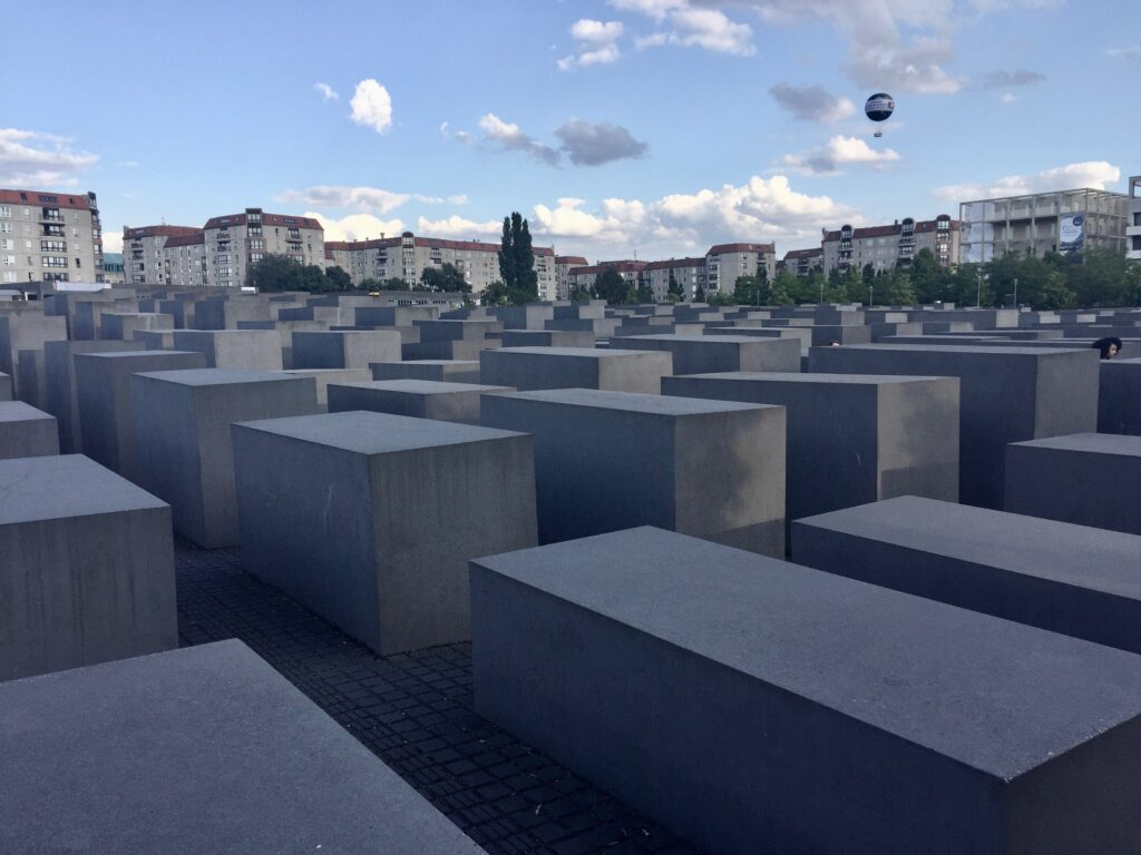Jewish Holocaust monument