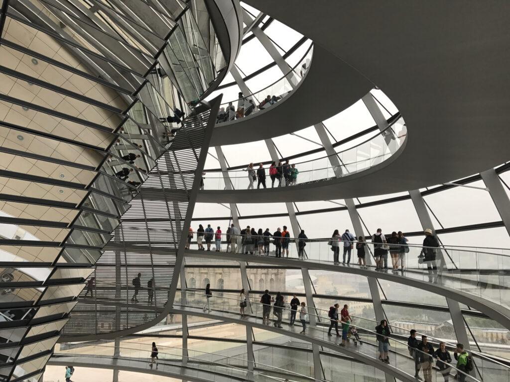 Reichstag binnen